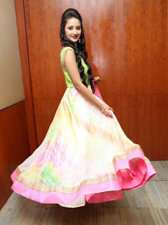 Soumya New Photos at Hi Life Exhibition Brochure Launch Event