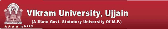 Vikram University Results 2013 Ujjain BA, BSC, BCom, BEd