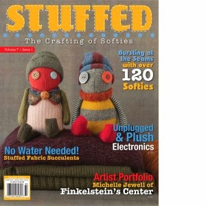 STUFFED MAGAZINE, FEBRUARY 2014