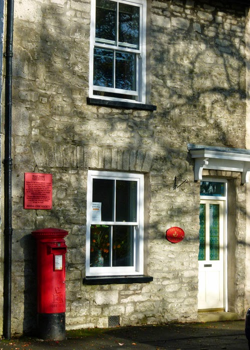 Postman Pat, Post Office, Kendal, Cumbria