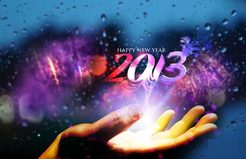 Happy  Year 2013 Wallpaper on Happy New Year 2013 Wallpapers  Happy New Year Wishes Photos