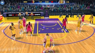 NBA 2K14 Apk game