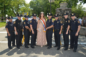 Cuban Day Parade Queen 2012