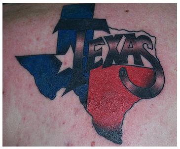 texas tattoos designs latest fun 24. Black Bedroom Furniture Sets. Home Design Ideas