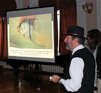 Хайко Блеер ведёт семинар по аквариумным рыбам