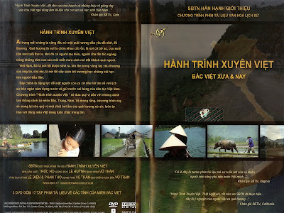 Tuyển Tập Phóng Sự Hành Trình Xuyên Việt 1,2,3,4 + 5 DVD ISO