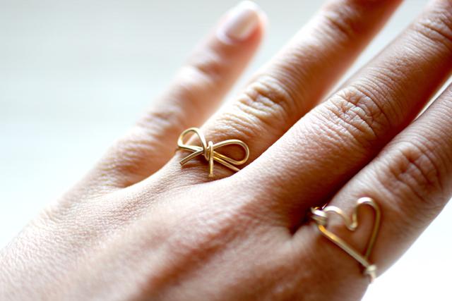 Кольцо своими руками легкие
