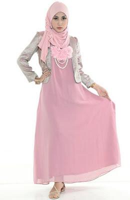hijab ramadhan 1 Model Gaya Hijab Terbaru di Bulan Ramadhan