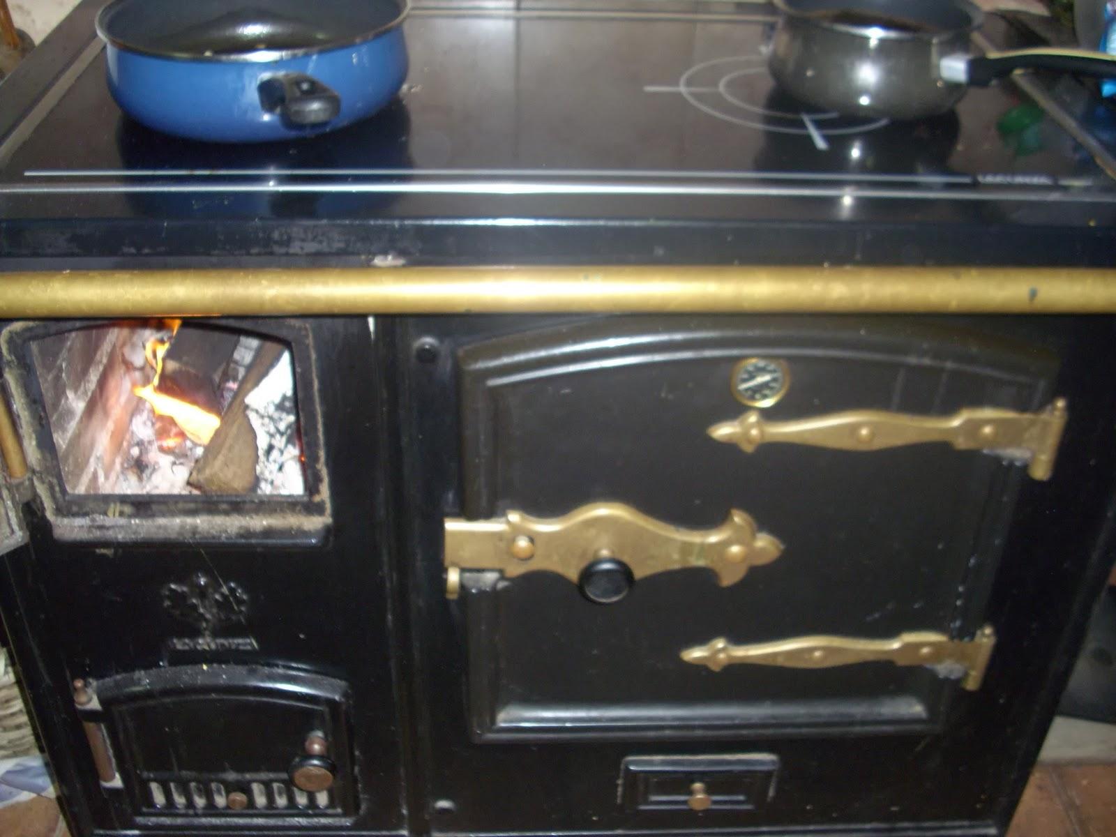 Consejos y trucos de cocina cocina de le a - Cocinas de lena ...
