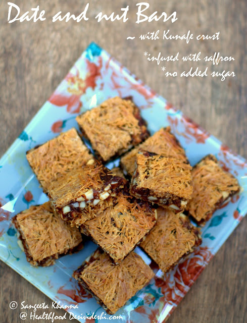 dates and nuts bars