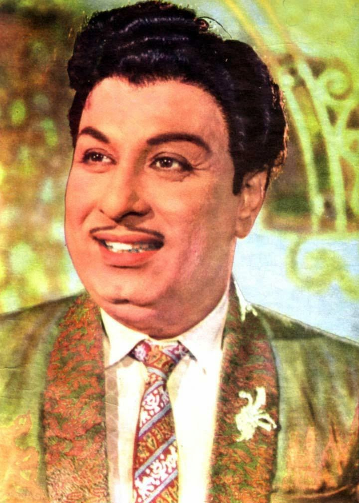 MGR in 'Engal Veetu Pillai' Movie 4