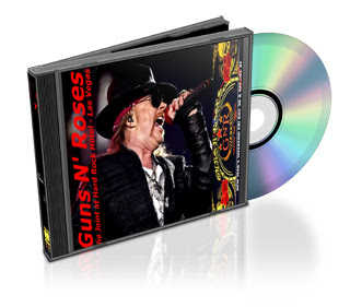 Download CD Guns N' Roses  The Joint at Hard Rock Hotel Las Vegas 2012