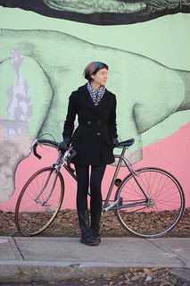 atlanta bicycle chic