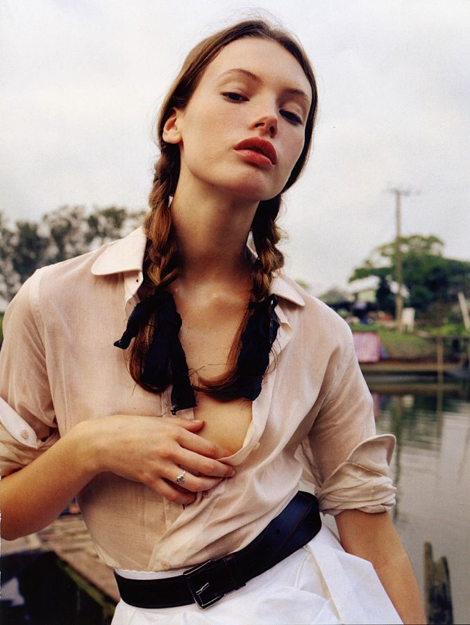 Mona Johannesson Nude Photos 97