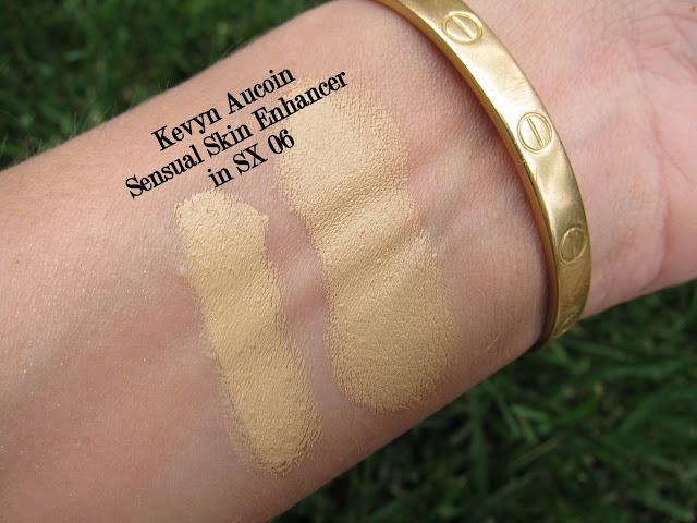 sensual skin SX 06 enhancer swatches