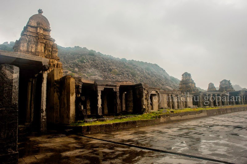 Gingee Fort, Tamil Nadu