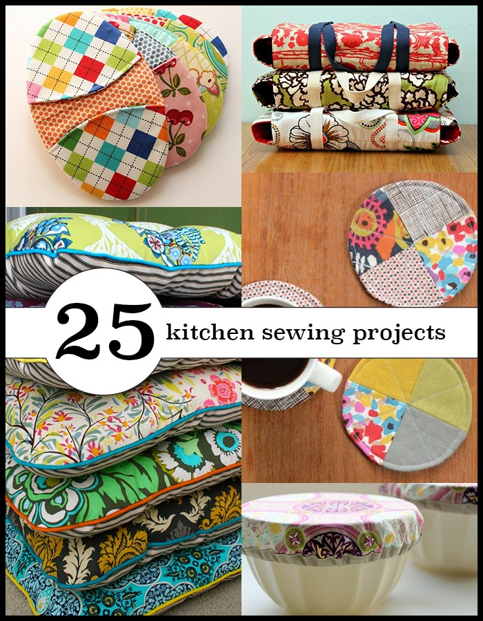 70 gorgeous things to sew for home diy craft projects for Household sewing projects
