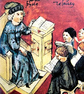 Contos medievais: ensino sábio e verdadeiro