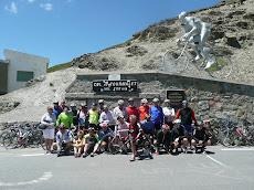 Govaka op Col du Tourmalet