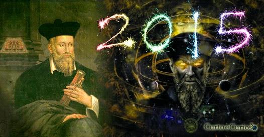 As impressionantes Profecias de Nostradamus para 2015