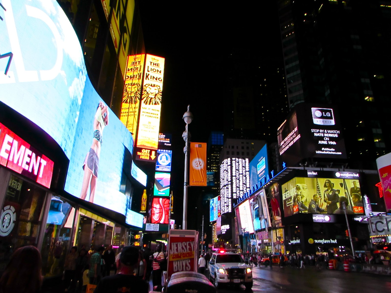 11 free things to do in new york city girl sees the world for Things to do times square