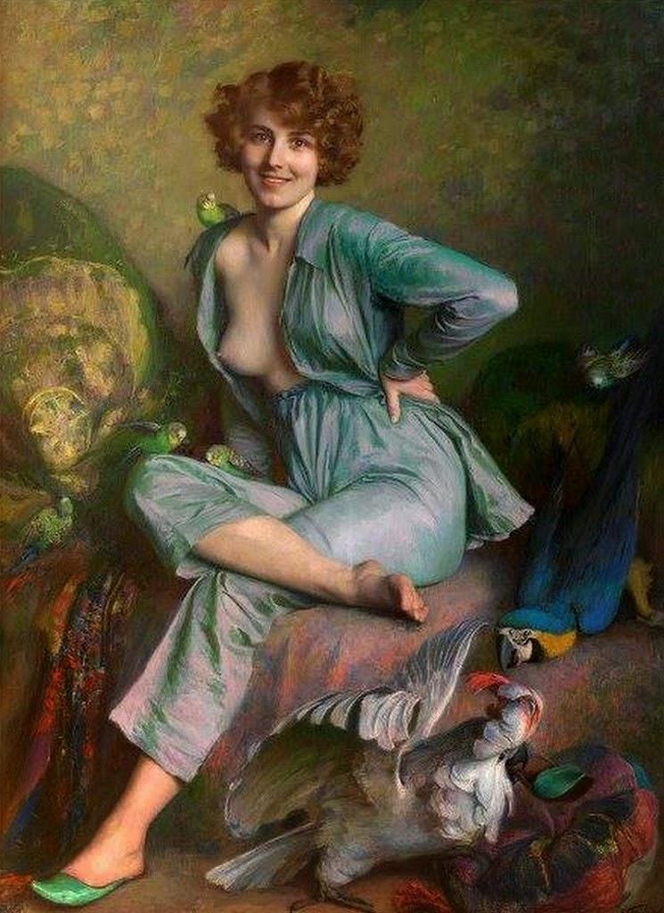 desnudos-cuadros-de-pintores-famosos