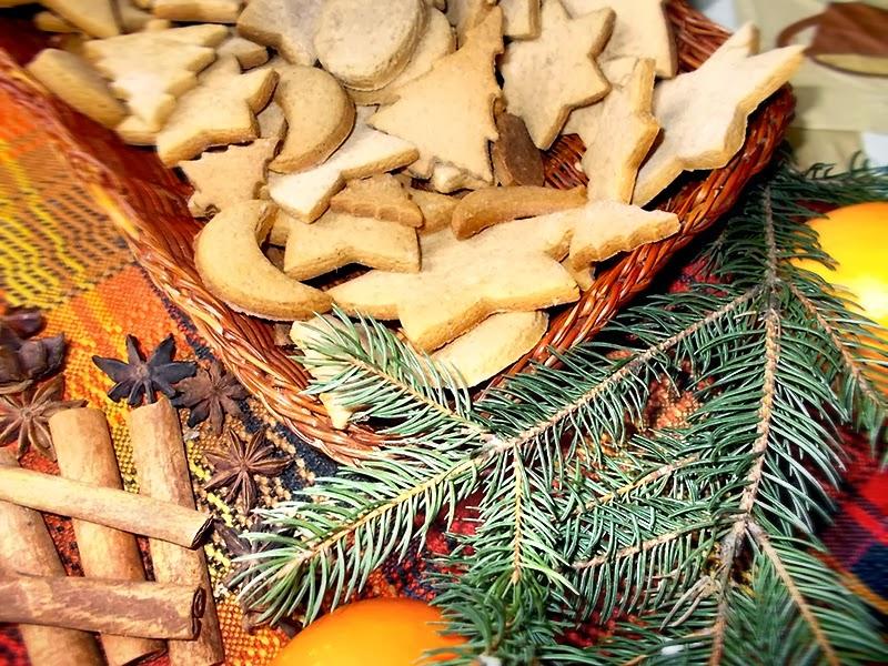 Pierniczki świąteczne - Smaki Prowincji