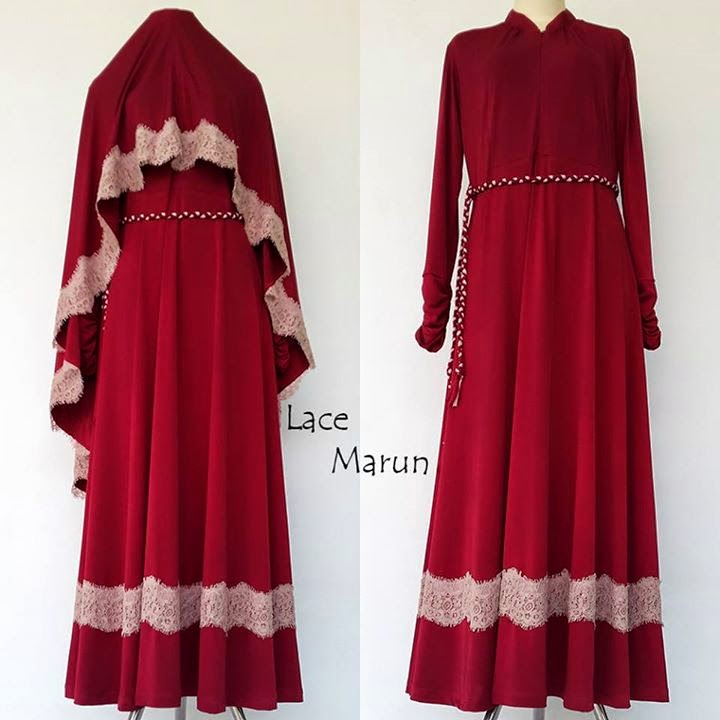 Trend Fashion Trend Baju Muslimah Remaja Terbaru Rachael