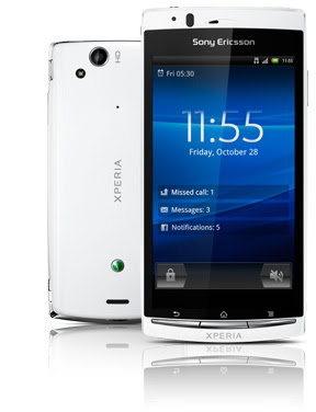 User Manual Sony Ericsson Xperia arc S LT18