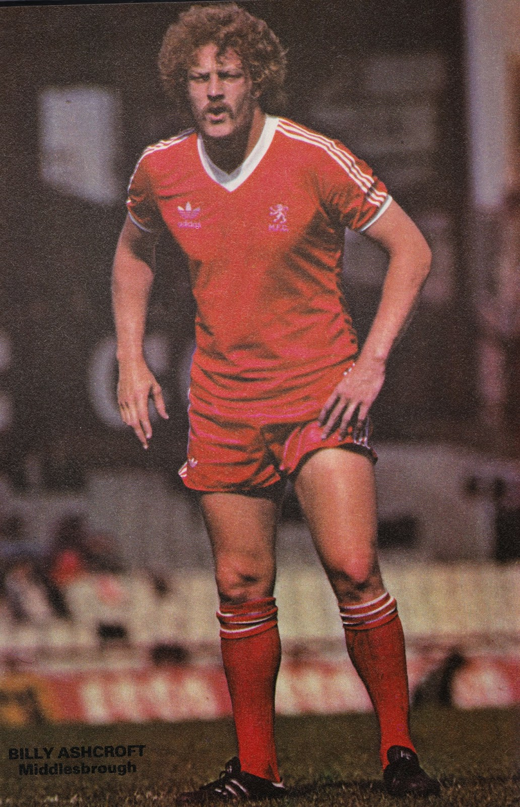Middlesborough's Billy Ashcroft