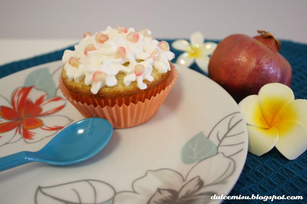 cupcake, tropical, granada, nata, aroma, capsula, flor plumeria, rejilla de enfriamiento, dulcemisu