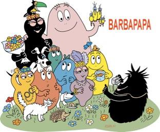 Imagenes de Barbapapa
