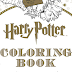 Scholastic irá lançar livro de colorir de Harry Potter!