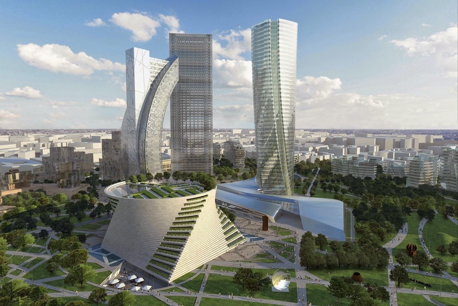 Salvatore Lo Leggio: Milano Citylife. La fine della Fiera (G.G.)