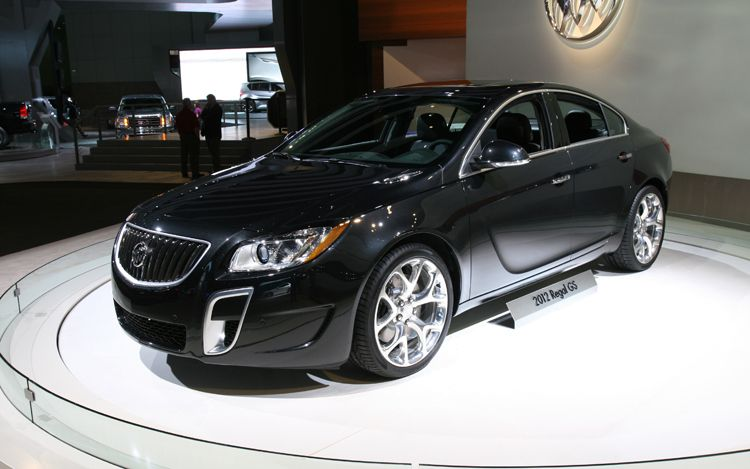 tradecar view 2012 buick regal gs. Black Bedroom Furniture Sets. Home Design Ideas