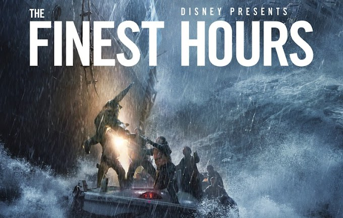 Walt Disney nos trae 'The Finest Hours'