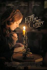 pelicula Effie Gray (2014)