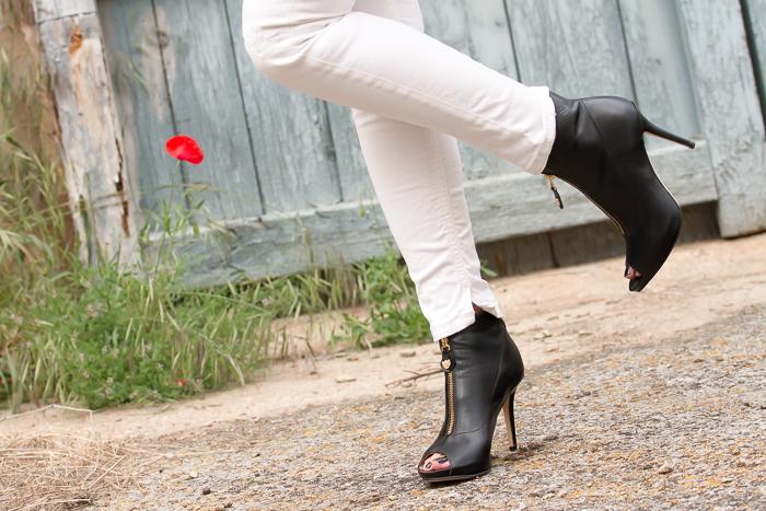 Colección de Botines de la blogger Adicta a los Zapatos withorwithoutshoes