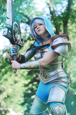Reedemed Riven Fantasy Cosplay