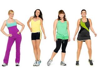 Model Kaos Olahraga Wanita