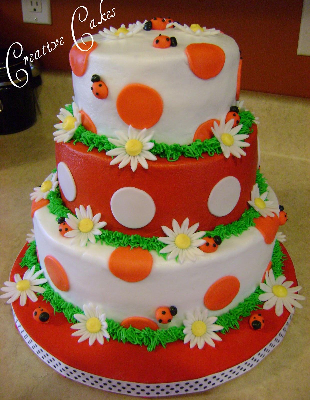 Creative cakes April 2012