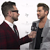 2015-06-25 Video Interview: Logo TV on the Red Carpet with Adam Lambert at the Trailblazer Honor's-New YOrk, NY