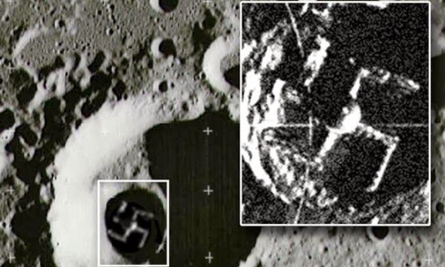 Claim: Nazis on the Moon Already in 1945