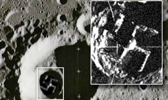Claim: Nazis on the Moon Already in 1945