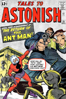Tales to Astonish #35 comic cover