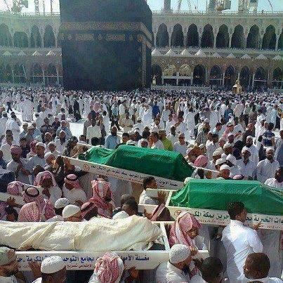 Misteri Mayat Membaca Al-Quran Di Mekah
