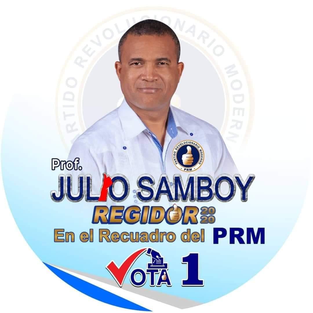 Prof. JULIO SAMBOY