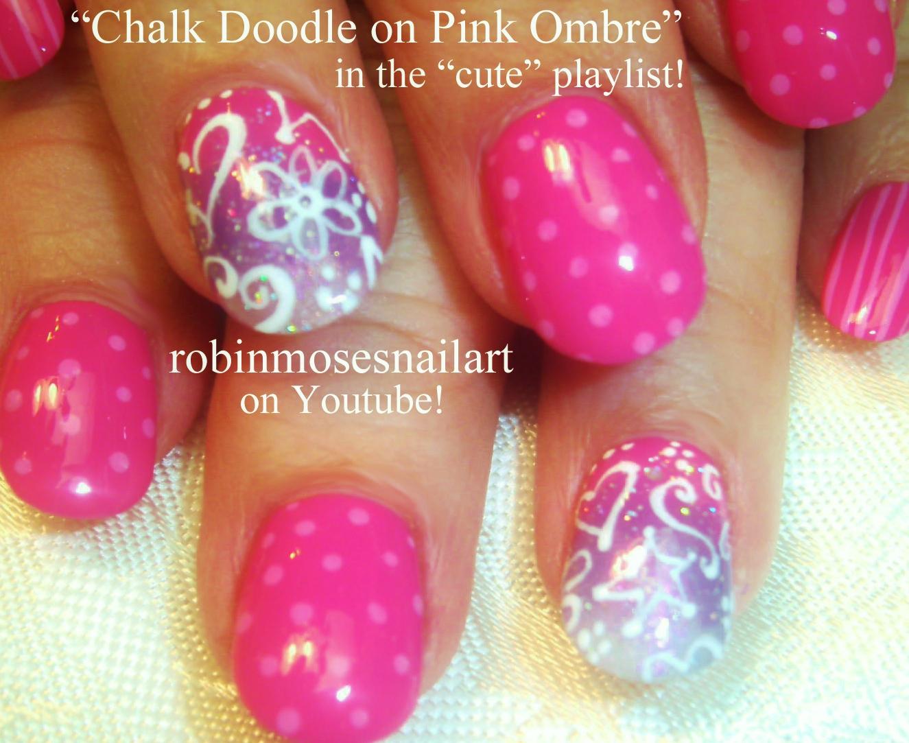 Nail Art Design: tiki nail art, tiki god nails, totem nails ...