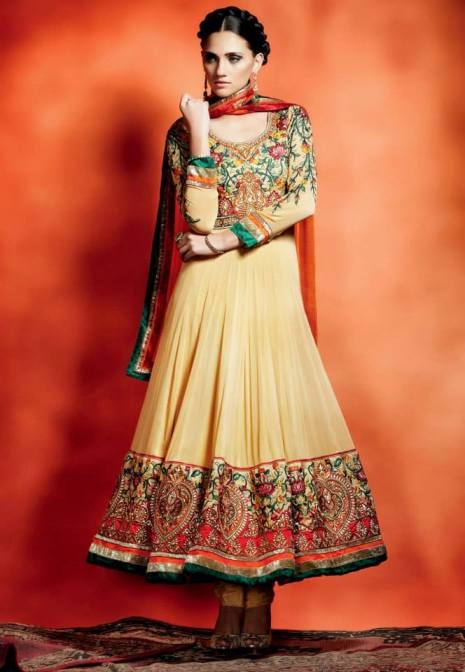 Anarkali Suits Collections For Indian Bridal