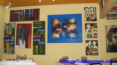 Le Bistro D'Agathe paintings